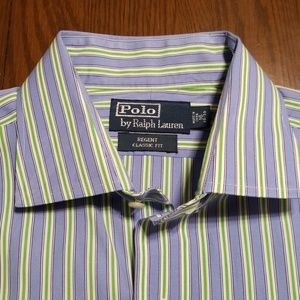 Polo by Ralph Lauren Regent Classic Fit B303:6:718